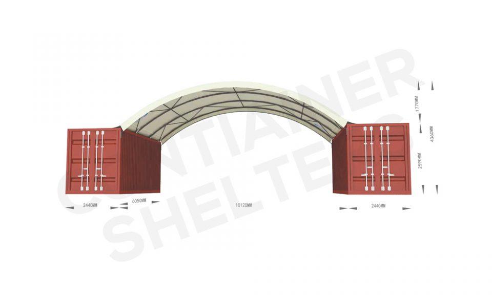 10m x 20′ Super Heavy Duty C/S – Fire Retardant PVC Covers
