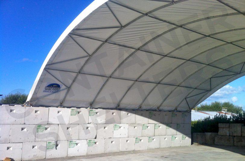 Concrete Block Mounting